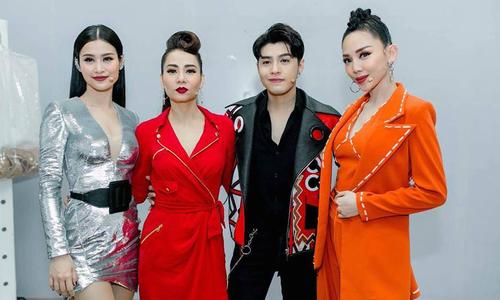 Những màn tranh luận gay gắt nhất tại Giọng hát Việt 2017