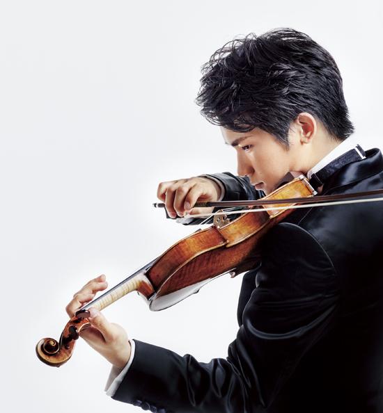 Thần đồng violin Nhật Bản, Fumiaki Miura.