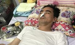 Diễn viên Nguyễn Hoàng nguy kịch, bệnh viện cho về nhà