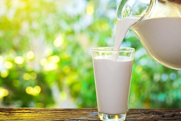 [Caption]Trộn ¼ chén bột sữa nguyên chất với một ít nước lọc để tạo thành hỗn hợp sệt. Đắp hỗn hợp lên mặt của bạn và để khô hoàn toàn trước khi rửa. Bạn sẽ cảm nhận được làn da mịn màng như bơ sữa.