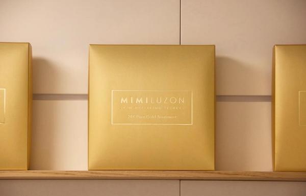 Một hộp mặt nạ vàng 24K của thương hiệu Mimi Luzon có giá 300 USD (gần 10 triệu đồng), có thể sử dụng được 3 lần.