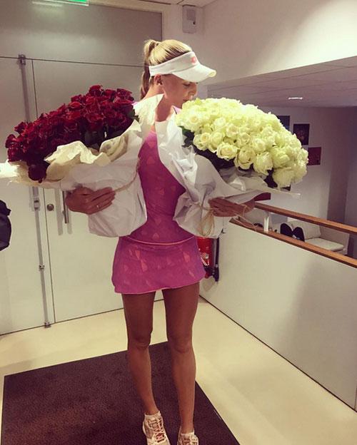 Tay vợt nữ Naomi Broady hạnh