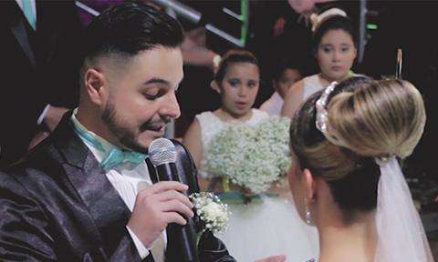 Chú rể gây xúc động dù thừa nhận 'yêu người khác' ngay trong đám cưới