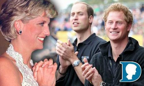 Anh em Hoàng tử William: 'Chúng tôi không bảo vệ được mẹ'