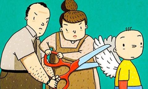 Các cách hành xử của bố mẹ khiến trẻ gặp vấn đề về tâm lý