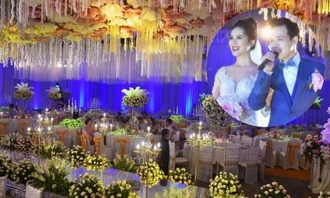 Hậu trường đám cưới hơn 10 tỷ đồng của Sang Lê và chồng đại gia