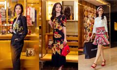 Đông Nhi phá cách với cây hàng hiệu Dolce & Gabbana