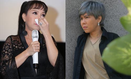 Việt Hương kể chuyện bị ghẻ lở vì phải bó ngực đóng vai 'ô môi'