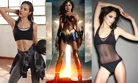 Chế độ ăn giúp giảm 6 kg mỡ thừa của 'Wonder Woman' Gal Gadot