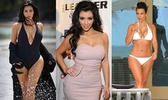 Kim Kardashian tiết lộ khẩu phần ăn ít ỏi mỗi ngày để giữ dáng
