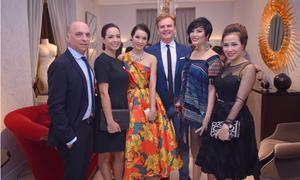 Thương hiệu nội thất Christopher Guy có mặt tại Việt Nam
