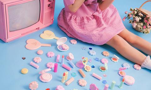 3CE giới thiệu bộ mỹ phẩm dễ thương như món đồ chơi con nít