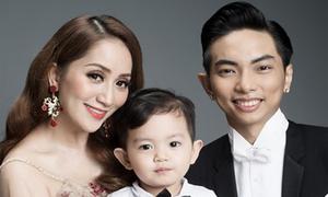 Phan Hiển: 'Vì quá nhiều việc, thỉnh thoảng vợ chồng tôi quên mất mình có con'