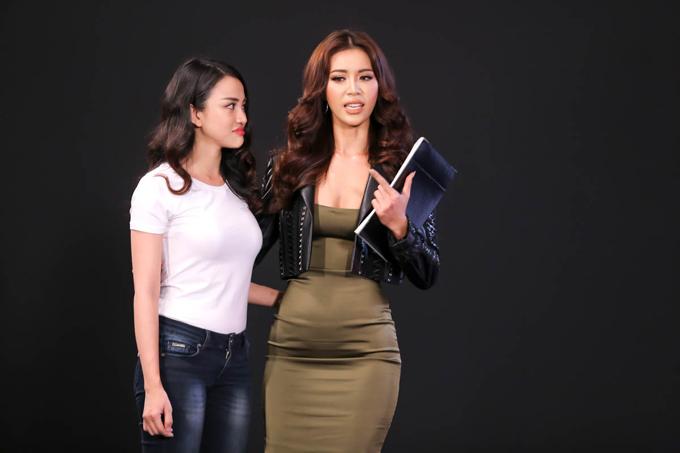 Minh Tú có phần thể hiện khá dữ dội ở tập 1, cô liên tục cướp lời các huấn luyện viên khác và không ngại lớn tiếng thể hiện quan điểm của mình về cách chọn lựa và đào tạo người mẫu trẻ.