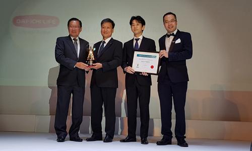Dai-ichi Life Việt Nam nhận giải 'Doanh nghiệp trách nhiệm châu Á'