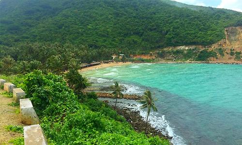 Đảo thiên đường Nam Du dành cho người yêu biển nhưng không sợ khổ