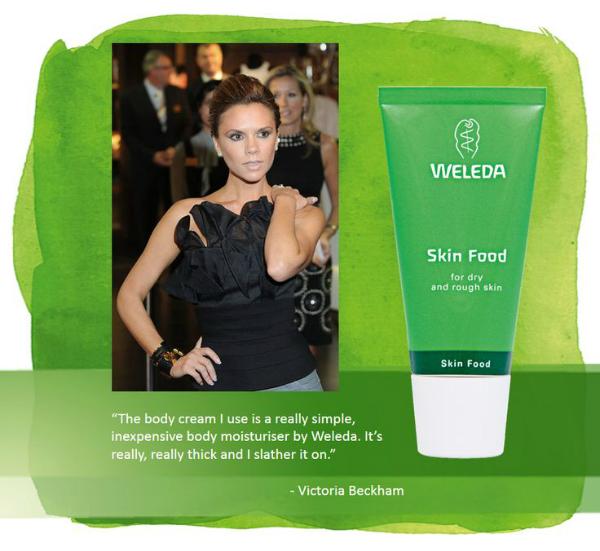 Victoria ưa chuộng sản phẩm làm đẹp giá rẻ này vì khả năng dưỡng ẩm tuyệt hảo.
