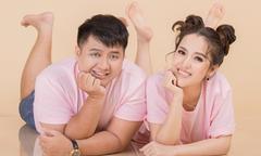 Puka và bạn trai Diệp Tiên ăn ý khi chụp ảnh 'nhí nhố'