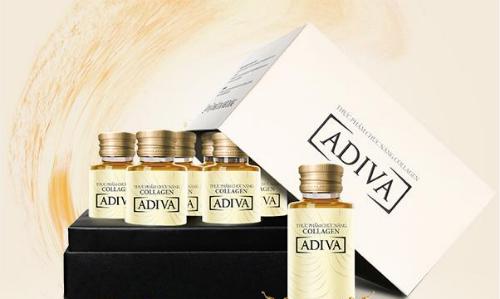 Đẩy lùi khô sạm, ngăn nếp nhăn với collagen Adiva