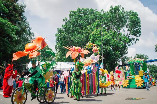 Diễn ra ngày 23/7, ngày hội đường phố sẽ mang đến cho du khách nhiều trải nghiệm thú vị.