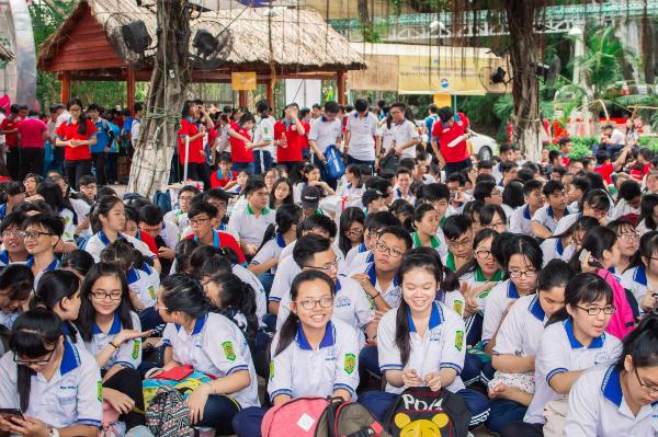 Ưu đãi khuyến học tại Đầm Sen dành cho học sinh giỏi áp dụng cho đến hết 30/7.