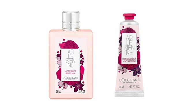 LOccitane - mỹ phẩm thiên nhiên từ Pháp: điểm khác biệt của LOccitane là sử dụng các hương liệu thiên nhiên đến từ vùng Địa Trung Hải và thiết kế mẫu mã đều mang đặc trưng của cánh đồng hoa oải hương tại một vùng quê nước Pháp.