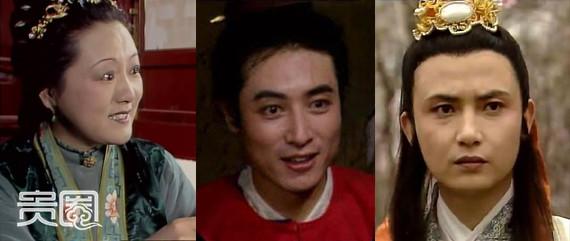 Những diễn viên đóng Châu Thụy Gia Đích, Giả Vân, Liễu Tương Liên vừa đóng phim vừa lo công tác hậu cần.