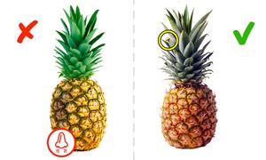 Thử tài mua hoa quả chỉ cần nhìn vỏ, đoán được hương vị