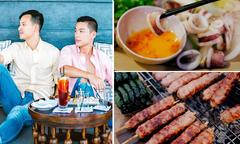 Adrian Anh Tuấn và Sơn Đoàn bật mí các món 'chưa ăn chưa về' ở Phú Quốc