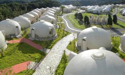 Những căn nhà chống động đất ở Nhật Bản