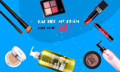Ngày hội giảm giá mỹ phẩm tại Yes24