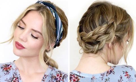 5 kiểu tóc đơn giản mà điệu đà giúp làm mới bản thân mỗi ngày