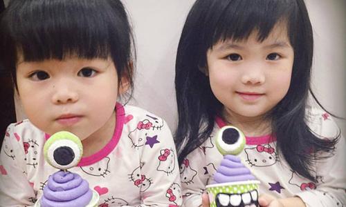 Video 'bắn tiếng Anh như gió' của hai bé gái Hà Nội