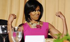 Michelle Obama tiết lộ bí quyết giữ gìn vóc dáng ở tuổi 53