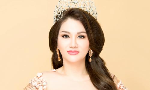 Hoa hậu Xuân Hương nhận lời làm cố vấn cho cuộc thi sắc đẹp