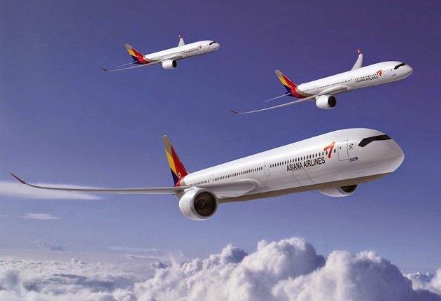 Đây là một trong những hãng hàng không quốc tế lớn nhất Hàn Quốc.