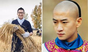 Bỏ đóng phim, 'Phúc Nhĩ Khang' Châu Kiệt về quê trồng lúa