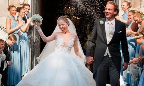 Đám cưới 3 ngày 3 đêm của ái nữ thừa kế đế chế kim cương Swarovski