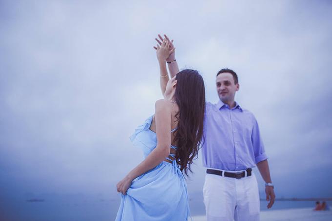 Cặp đôi dự định làm đám cưới vào cuối năm 2017.