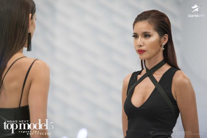 Minh Tú được khán giả trong nước dự đoán sẽ giành được ngôi vị á quân tại mùa 5 của cuộc thi người mẫu châu Á.