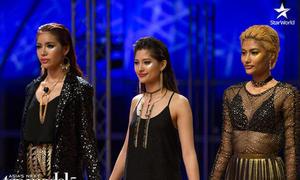 Minh Tú để tuột danh hiệu quán quân Asia's Next Top Model vào tay Maureen