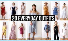 20 ngày mặc đẹp với phong cách nữ tính