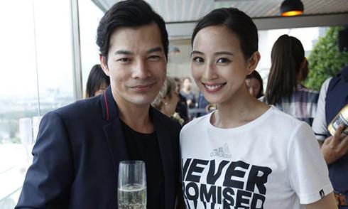 Trần Bảo Sơn thân thiết với mỹ nhân phim 'Võ Mị Nương'