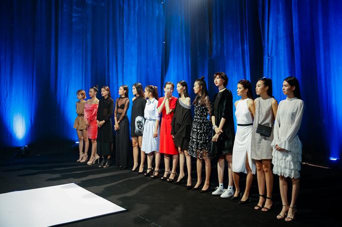 Tập 2 của Vietnams Next Top Model được phát sóng vào tối 1/7 với nhiều tình kịch tính. Chính thử thách làm việc nhóm đã khiến dàn chân dài nảy sinh những mâu thuẫn với nhau.