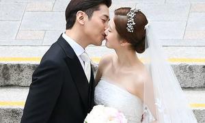 Thủ lĩnh Eric của nhóm nhạc Shinhwa kết hôn