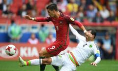 Bồ Đào Nha 2-1 Mexico