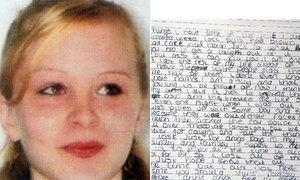 Bức thư tuyệt mệnh của bé gái 13 tuổi bị lạm dụng tình dục