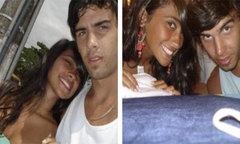 Hé lộ cuộc tình ít biết của vợ mới cưới Messi