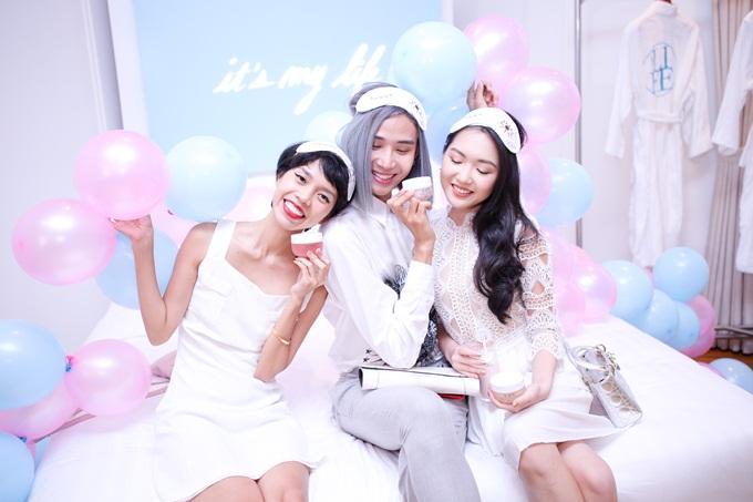 Sản phẩm Dior Hydra Life nhắm vào đối tượng khách hàng trẻ trung, muốn chọn sản phẩm thiên nhiên thuần khiết trong để làm đẹp.