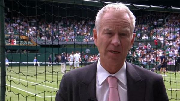 Nhà vô địch Wimbledon, John McEnroe